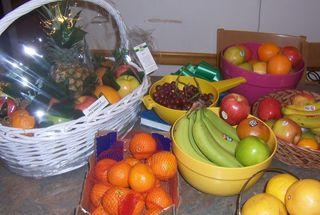 Enhanced fruit experience